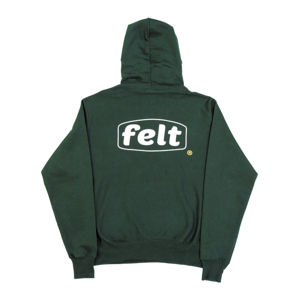 Forrest Green Work Logo Sweatshirt