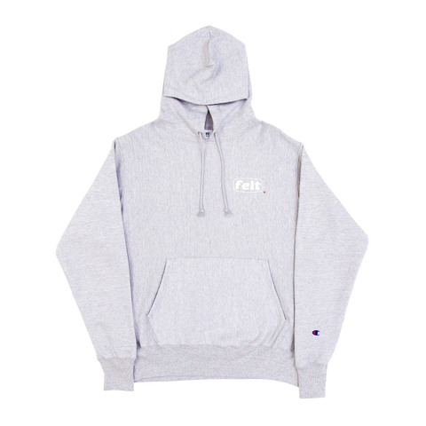 Heather Grey Work Logo Sweatshirt