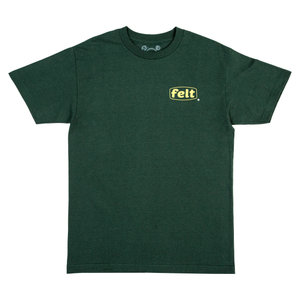Forrest Green Work Logo T-Shirt