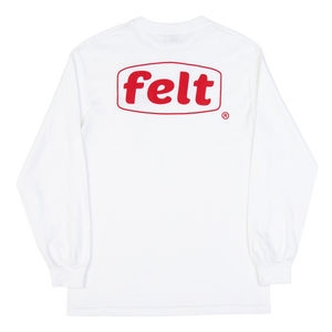 Work Longsleeve White
