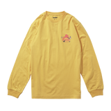 Yellow FXLT Work Logo Longsleeve Shirt