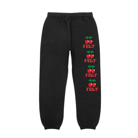 Black Ibiza sweatpant