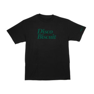 Disco Biscuit T-shirt Black