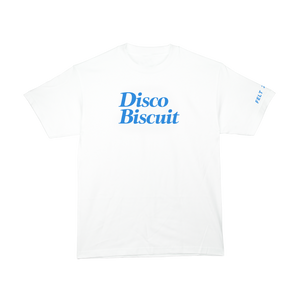 Disco Biscuit T-shirt White