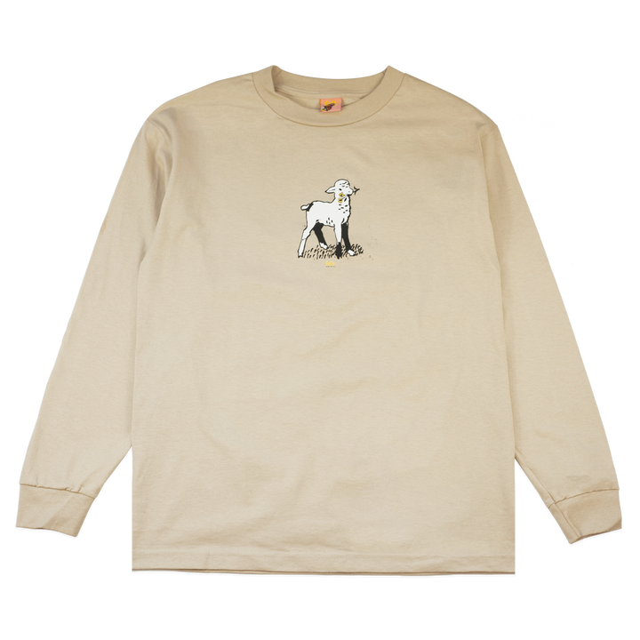 TAN SACRIFICE ME LONG SLEEVE