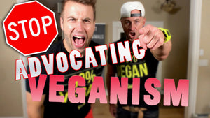 Vegan Commandment #2: Stop Advocating Veganism