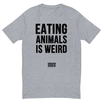 Eating Animals Is Weird