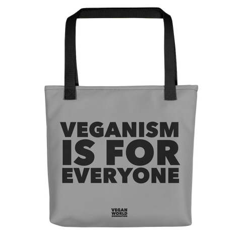 Veganism Is For Everyone Tote Bag
