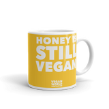 Honey Is Still Vegan Coffee Mug
