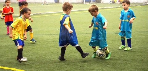 Little Feet  (4 -5yrs) Fall Season - Wednesdays 5pm