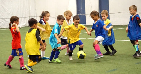 Young Kickers (7-9yrs) Friday 5pm -Jan 11- Mar 22nd