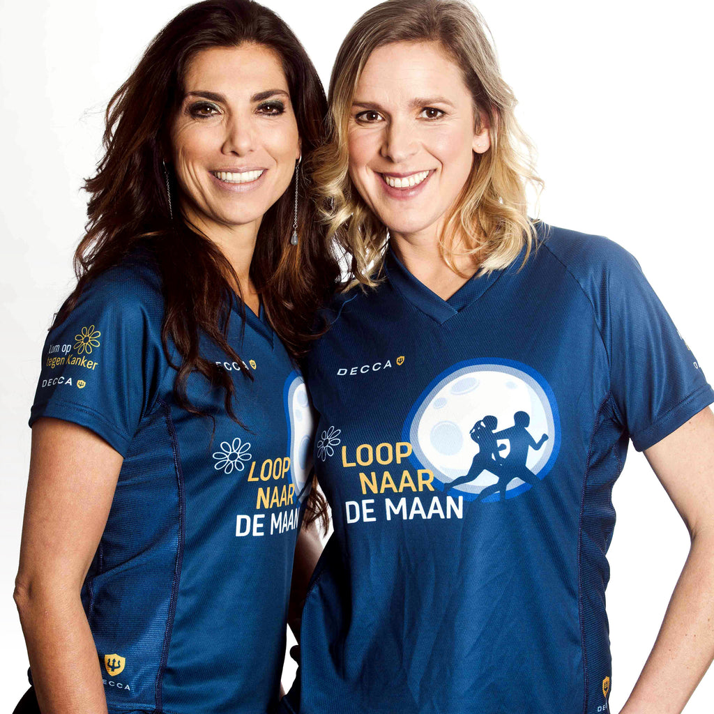 Loop naar de Maan-shirt dames