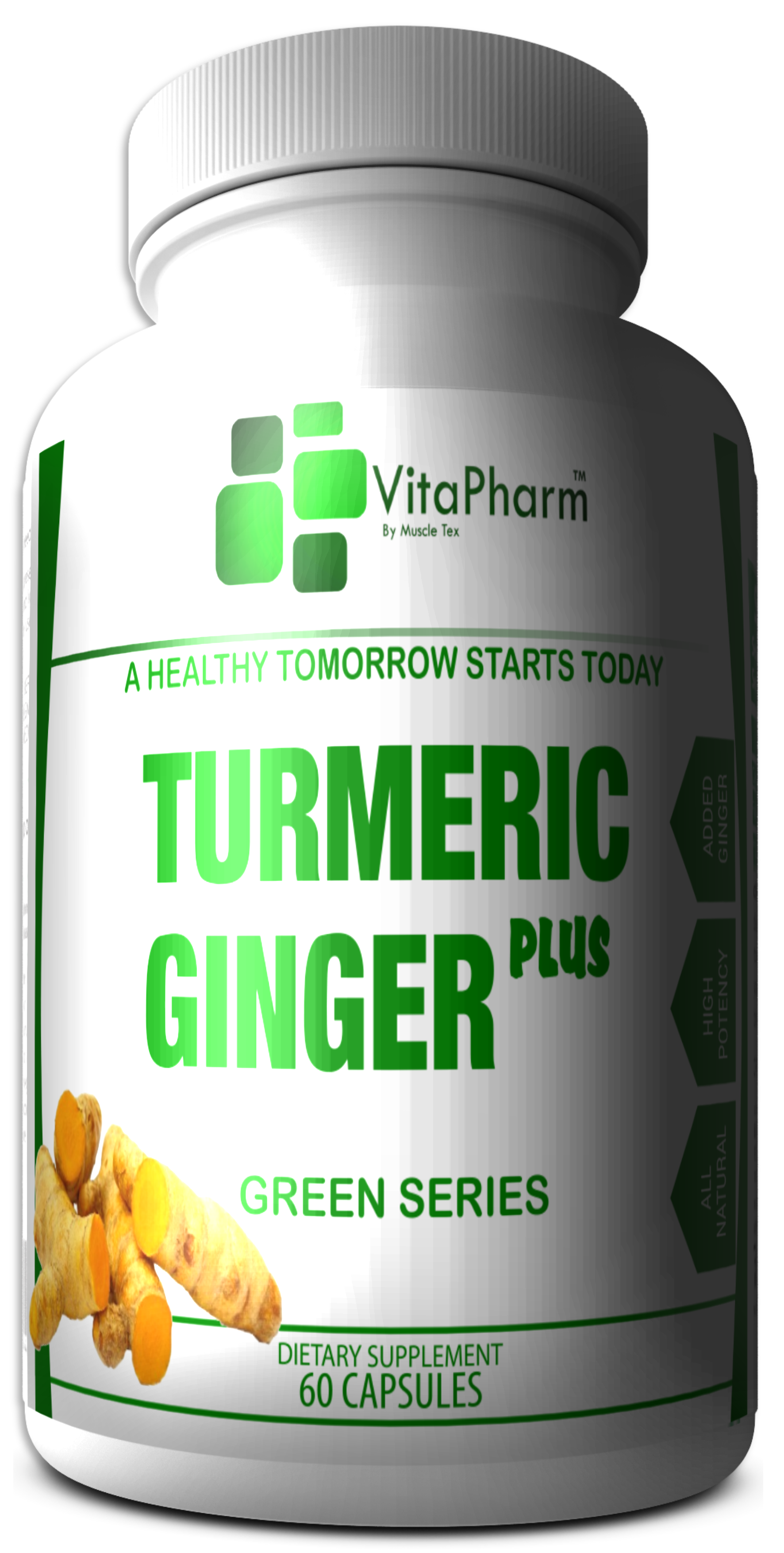 Turmeric & Ginger Lab Test Results