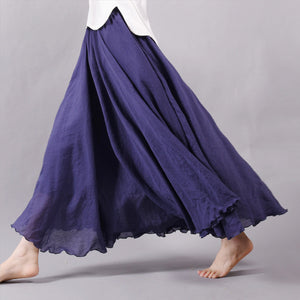 New Fashion Women Long Skirt [OBERLO]