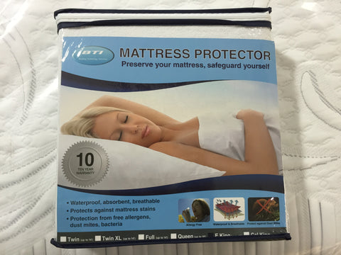 Full Mattress Protector: Lewisville