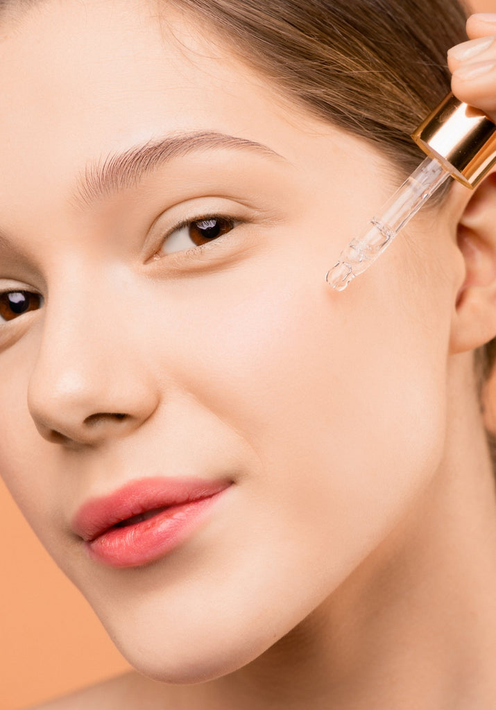 Face serum how to use