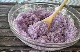recipe for salt scrub