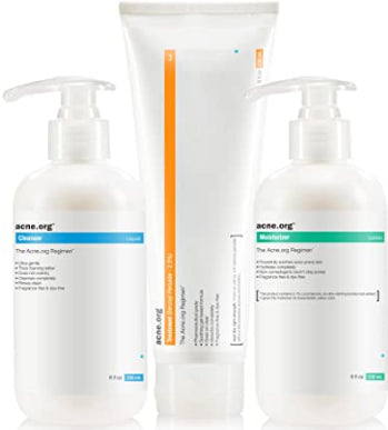 The Acne.org Regimen Complete Acne Treatment Kit