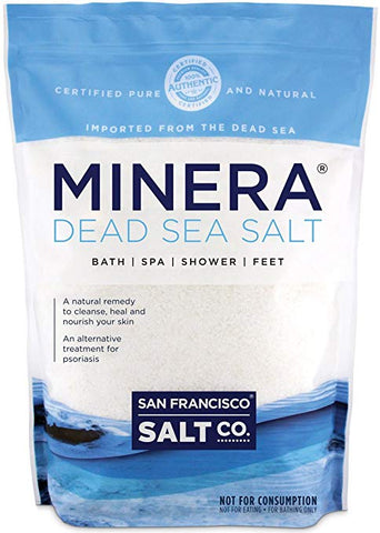 Minera Natural Dead Sea Salt