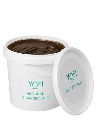 NATURAL DEAD SEA MUD MASK BUCKET FOR FACE AND BODY (1000GR)