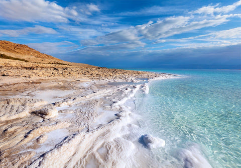 Health Benefits of Dead Sea