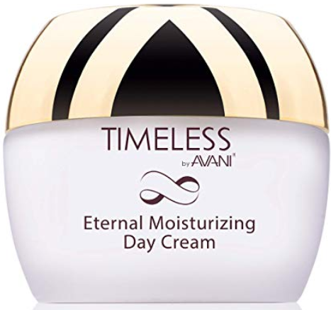 Timeless by AVANI Eternal Moisturizing Day Cream | Enriched with Collagen, Caviar, Vitamin E | Smooths Wrinkles Leaving Skin Soft & Refreshed