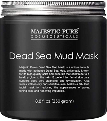 majestic pure dead sea mud mask