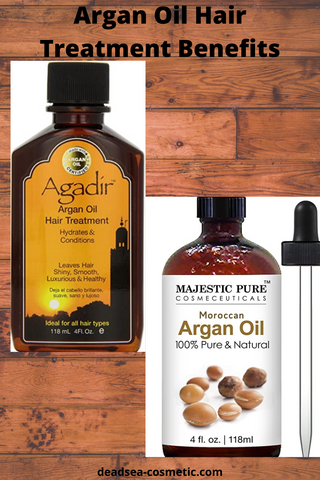 Argan Oil Hair Treatment benefits
