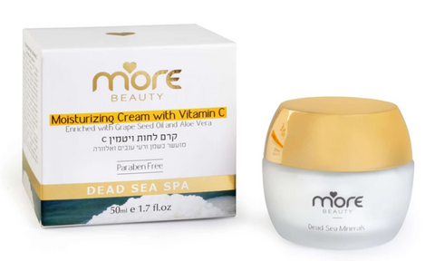 More Beauty Vitamin C Moisturizing Cream For Normal to Dry Skin