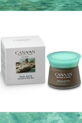 Mud Mask for Facial Care By Canaan