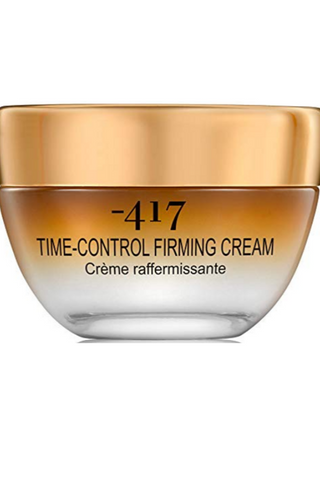 -417 Skin Dead Sea Cosmetics Time Control Firming Cream for Skin Rejuvenation- Tightening & Smooth Lines and Wrinkles - Infused with Shea Butter & Precious Mineral Complex - All Natural & Vegan 1.7 o
