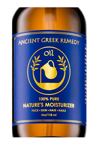 100 % Organic Blend of Olive, Lavender, Almond and Grapeseed oils with Vitamin E