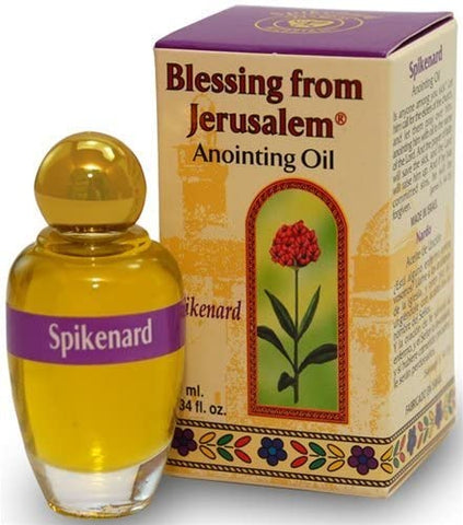 ANOINTING OIL IN THE BIBLE