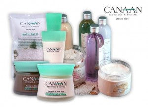 Canaan Minerals and Herbs Dead Sea SPA
