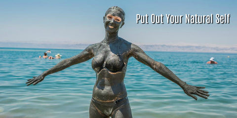 Dead Sea cosmetic skin care shop