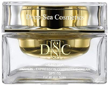 Deep Sea Cosmetics | HEXALIN - Expression Corrective Cream