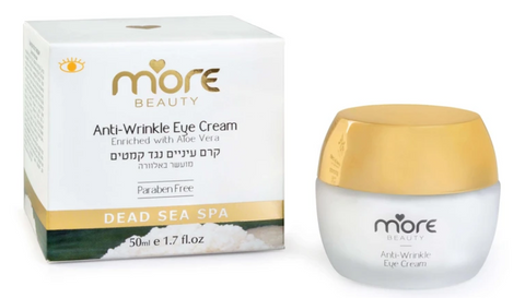 Anti-Wrinkle Eye Cream Enriched with Aloe Vera By More Beauty
