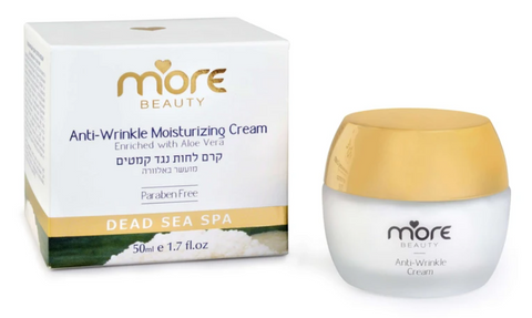 Anti-Wrinkle Moisturizing Cream By More Beauty