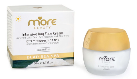 Intensive Moisturizing Day Cream By More Beauty