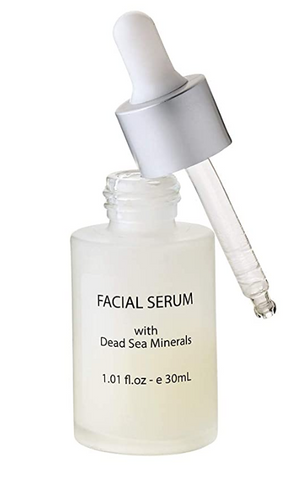 Dead Sea Collection Anti-Wrinkle Facial Serum with Tea Tree Oil