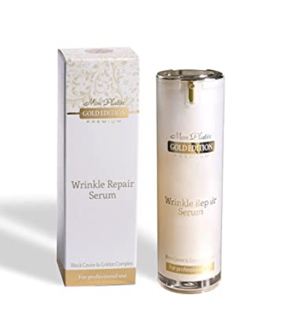 Mon Platin Dead Sea Gold Edition Wrinkle Repair Serum