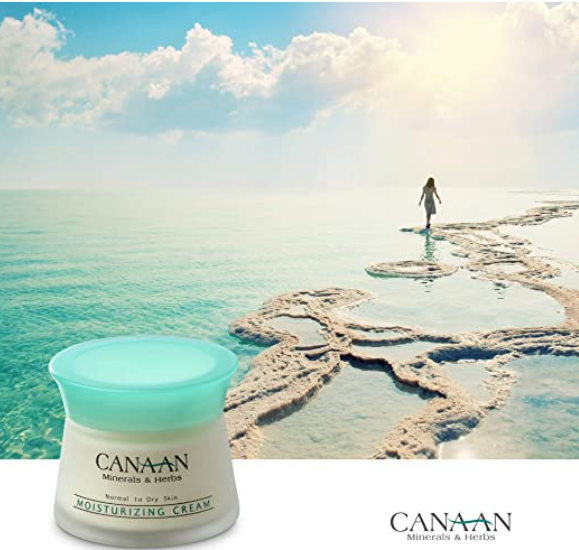 Canaan moisturizing cream review