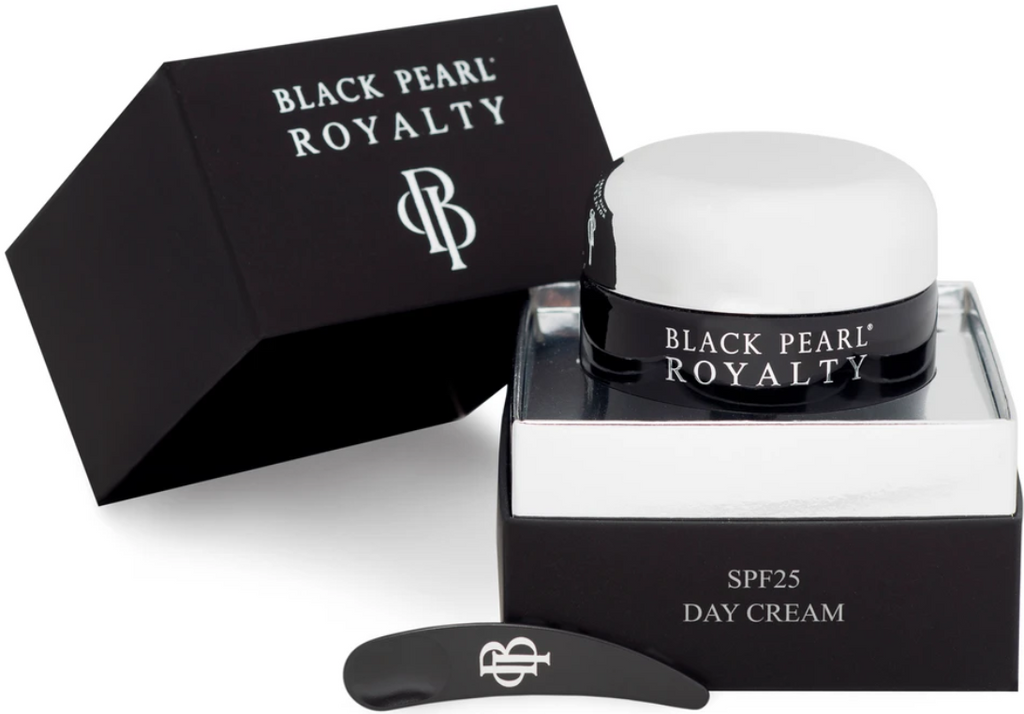 black pearl day cream for dry skin