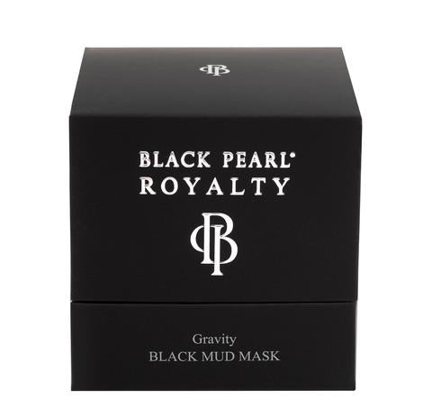black pearl gravity black mud mask review