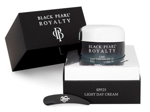 BLACK PEARL LIGHT DAY CREAM SPF-25