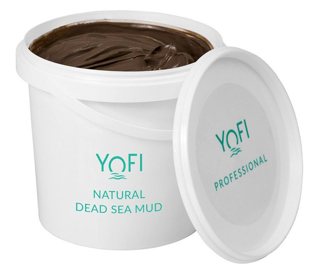 YOFI NATURAL DEAD SEA MUD MASK PACK
