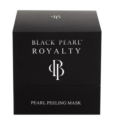 black pearl royalty peeling mask