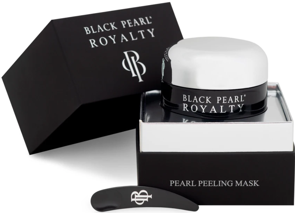 pearl peeling royalty mask