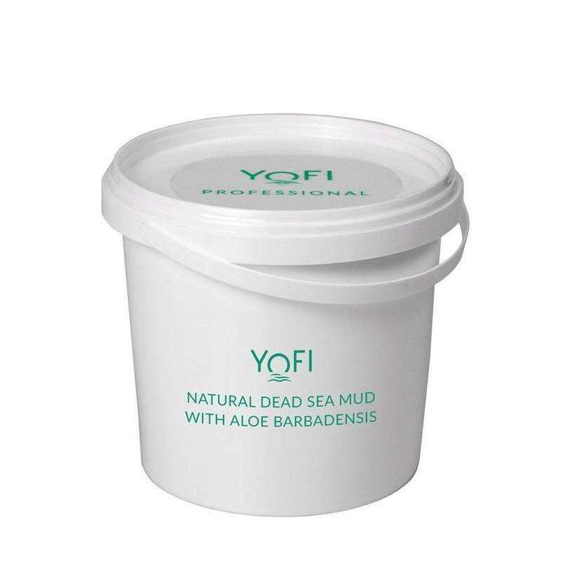 Natural Dead Sea Mud Mask Bucket With Aloe Barbadensis 1000
