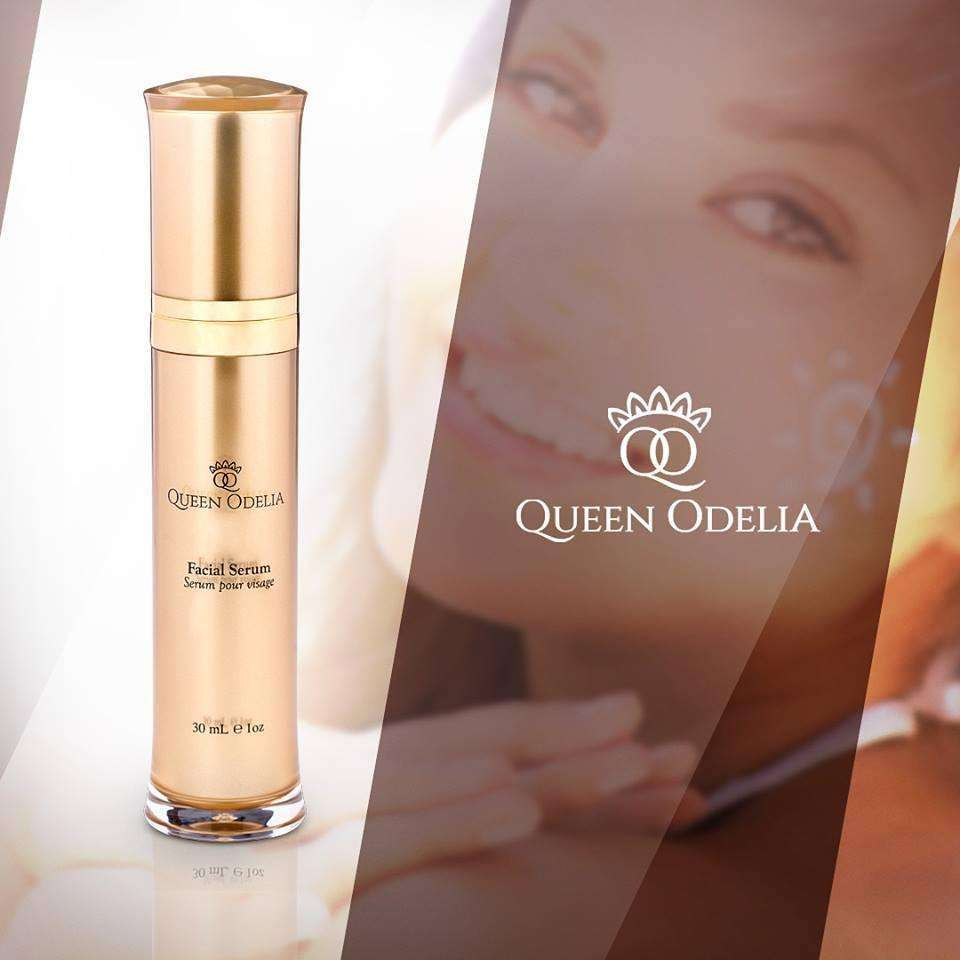Queen Odelia face serum anti aging